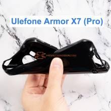 Funda de proteccion en silicona para movil chino Ulefone Armor X7 o Pro
