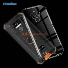 Funda de proteccion en silicona para movil chino Oukitel WP5 o WP5 PRO