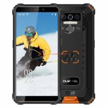 Movil chino Oukitel wp5 resistencia al agua IP68 batera de 8000mAh Triple Camara