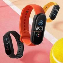 Pulsera inteligente Xiaomi Mi Band 5 Pantalla AMOLED monitor de ritmo cardiaco Fitness