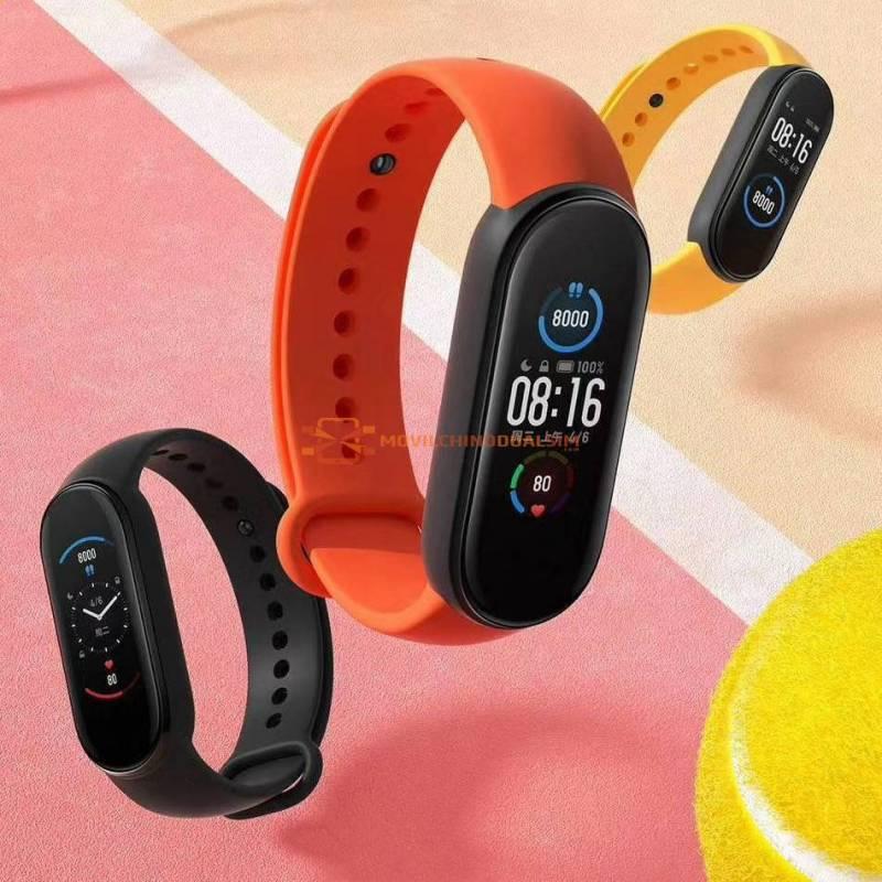 Las Mejores app para pulseras inteligentes chinas