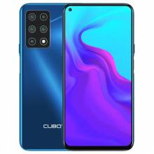 Movil chino Cubot X30 de 48MP cinco Camaras 32MP Selfie 6GB 128GB o 8GB  256GB NFC bateria 4200mAh