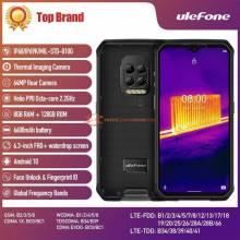 Movil Chino Ulefone Armor 9 camara termica Android 10 Helio P90 octa-core 8GB 128GB