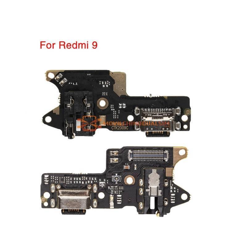 Repuesto placa USB cargador de enchufe para movil chino Xiaomi Redmi 9
