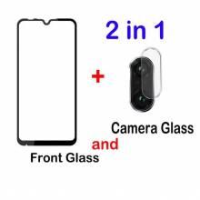 2 Unidades de protector de pantalla vidrio templado de alta calidad para movil chino Xiaomi Redmi Note 9
