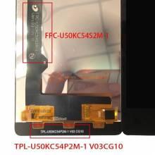 Pantalla LCD + pantalla táctil de reemplazo para movil chino Vernee Thor E