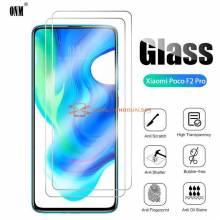 2 Unidades de protector de pantalla vidrio templado de alta calidad para movil chino Xiaomi Poco F2 Pro