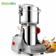Molinillo de granos especias hebales cereales cafe alimentos secos 700g