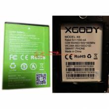 Bateria original de 2500 mAh para movil chino Xgody X6
