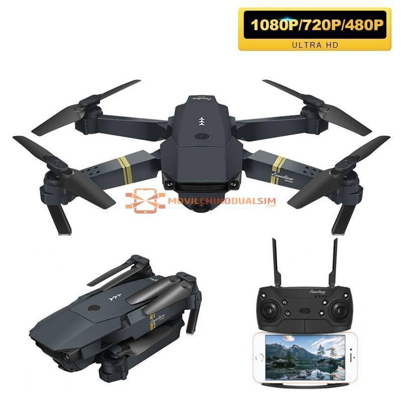 Dron chino X Pro para principiantes con camara angular al mejor precio