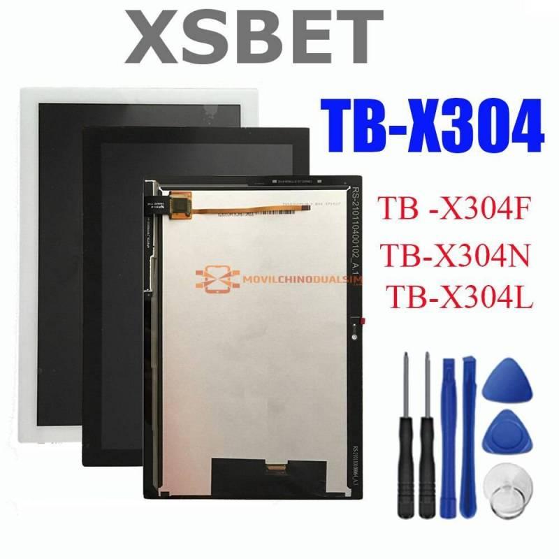 Pantalla LCD + pantalla táctil de reemplazo para tablet Lenovo Tab 4 TB-X304L TB-X304F TB-X304NX X304