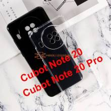 Funda de proteccion en silicona para movil chino Cubot Note 20 Pro