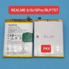 Bateria original de 4300 mAh para movil chino REALME 6 REALME 6i REALME 6 PRO