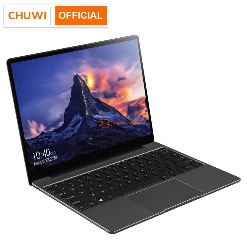 "Portatil chino CHUWI GemiBook de pantalla 13"" 2K IPS LPDDR4X 12GB 256GB SSD Intel Celeron Quad Core Windows 10"