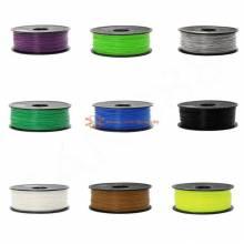 Filamento de impresora 3D china PLA 175mm 1kg impresion 3D FDM  diferentes colores