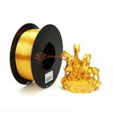 Filamento impresora 3D de seda 1.75mm 500g Silky Shine 3d materiales de impresion