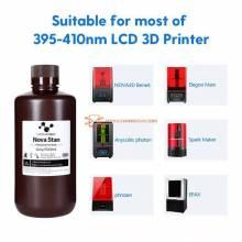 Resina para impresoras 3D NOVA 1000gr UV LCD 3D fotopolmero impresion LCD DLP SLA UV