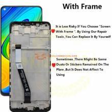 Pantalla LCD + pantalla táctil de reemplazo para movil chino Xiaomi Redmi Note 9