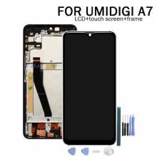 Pantalla LCD + pantalla táctil de reemplazo para movil chino UMIDIGI A7