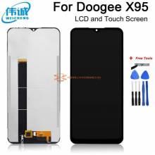 Pantalla LCD + pantalla táctil de reemplazo para movil chino Doogee X95