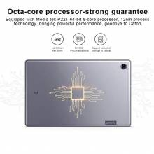 "Tablet china Lenovo Tab M10 plus TB-X606F pantalla 10,3"" 4GB + 64GB MediaTek P22T Octa Core Android 9,0 WiFi BT bateria 7000mAh"
