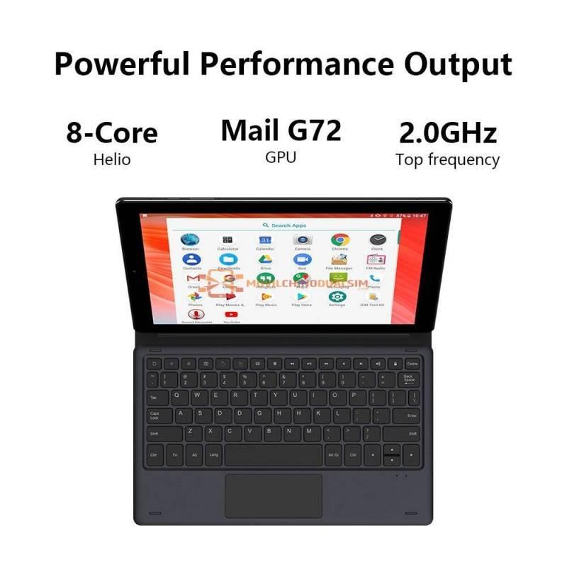 """Tablet china CHUWI-Tableta HiPad X de pantalla 10.1"""" Android 10 procesador Helio MT6771 Octa Core LPDDR4X 6GB 128G"""