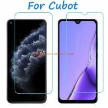 2 Unidades de protector de pantalla vidrio templado de alta calidad para movil chino Cubot Note 7