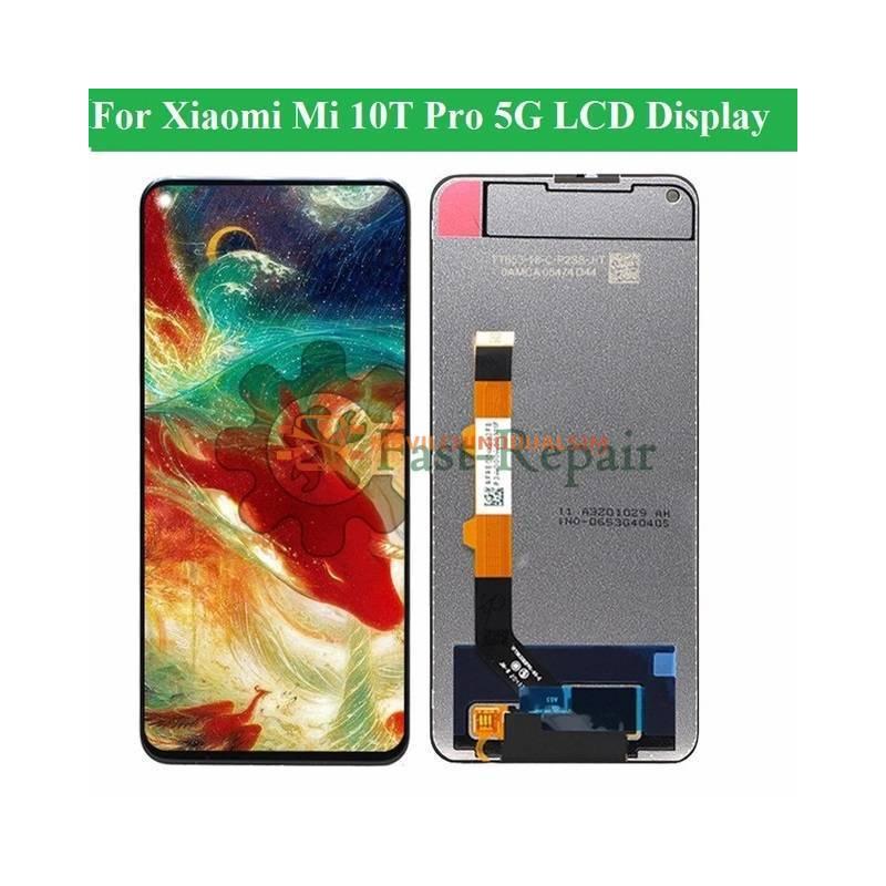 Pantalla LCD + pantalla táctil de reemplazo para movil chino Xiaomi Mi 10T Pro
