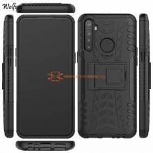 Funda de proteccion en silicona para movil chino Realme 7 Pro