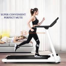 Fantastica Cinta de correr para ejercicio interior multifuncional plegable de fitness para el hogar