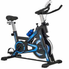 Preciosa Bicicleta de Spinning Sport-Extreme azul