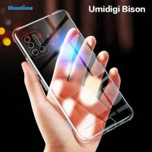 Funda de proteccion en silicona para movil chino Umidigi Bison