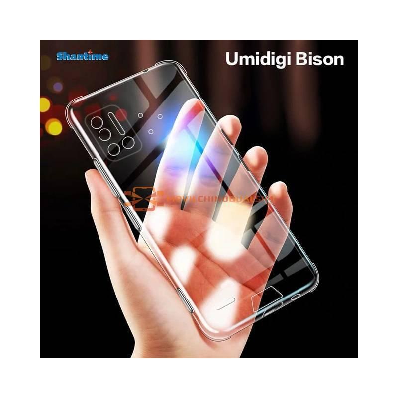 Funda de proteccion en silicona para movil chino Umidigi Bison