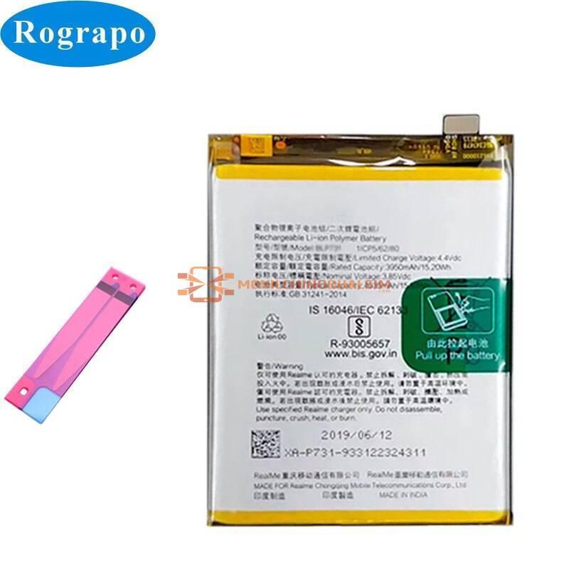 Bateria original de 4100 mAh para movil chino Realme C3