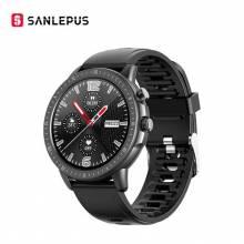 Reloj inteligente SANLEPUS para Android Apple y Xiaomi resistente al agua