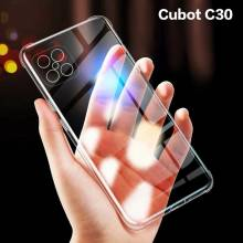 Funda de proteccion en silicona para movil chino Cubot C30