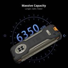 Movil chino Doogee S96 Pro resistente al agua, cámara cuádruple redonda de 48,0mp, Helio G90, Octa Core, 8GB RAM, 128GB rom