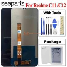 Pantalla LCD + pantalla táctil de reemplazo para movil chino Realme C11 y C12