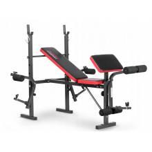 Gran banco multifunción muscular entrenamiento diario