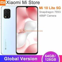 Movil chino Xiaomi Mi 10 Lite 5G version Global 6GB RAM 64GB rom con pantalla de 6,57 pulgadas