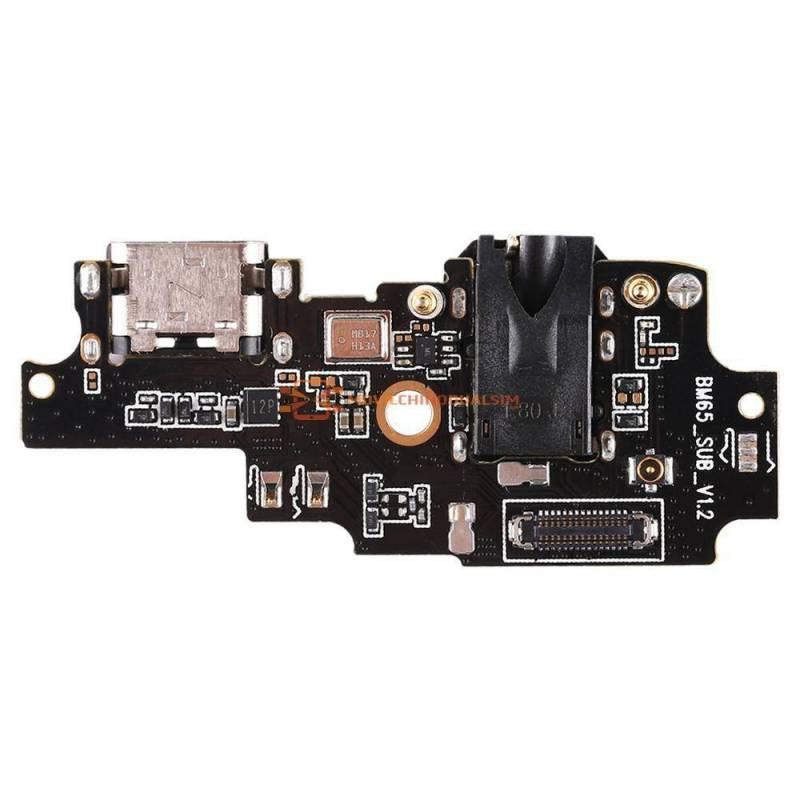 Repuesto placa USB cargador de enchufe para movil chino Umidigi A7S