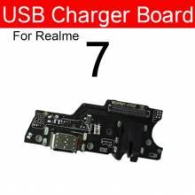 Repuesto placa USB cargador de enchufe para movil chino Realme 7