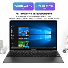 Portatil chino Teclast F15S pantalla 15,6 Windows 10 con 1920x1080 HD Intel Apollo 8GB RAM 128GB ROM Dual Wifi