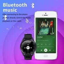 Reloj inteligente G33 deportivo resistente al agua con llamadas Bluetooth y música para negocios para Android e IOS