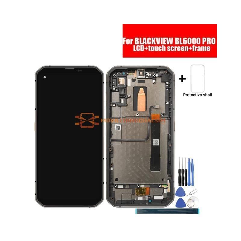 Pantalla LCD + pantalla táctil de reemplazo para movil chino BLACKVIEW BL6000 PRO