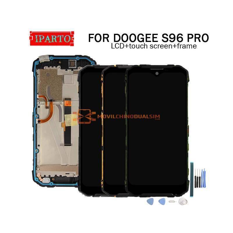 Pantalla LCD + pantalla táctil de reemplazo para movil chino DOOGEE S96 PRO