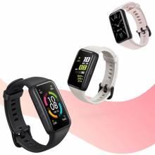 Reloj inteligente Honor Band 6 Original control del ritmo cardíaco oxígeno en sangre pantalla AMOLED resistente al agua