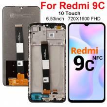 Pantalla LCD + pantalla táctil de reemplazo para movil chino Xiaomi Redmi 9C