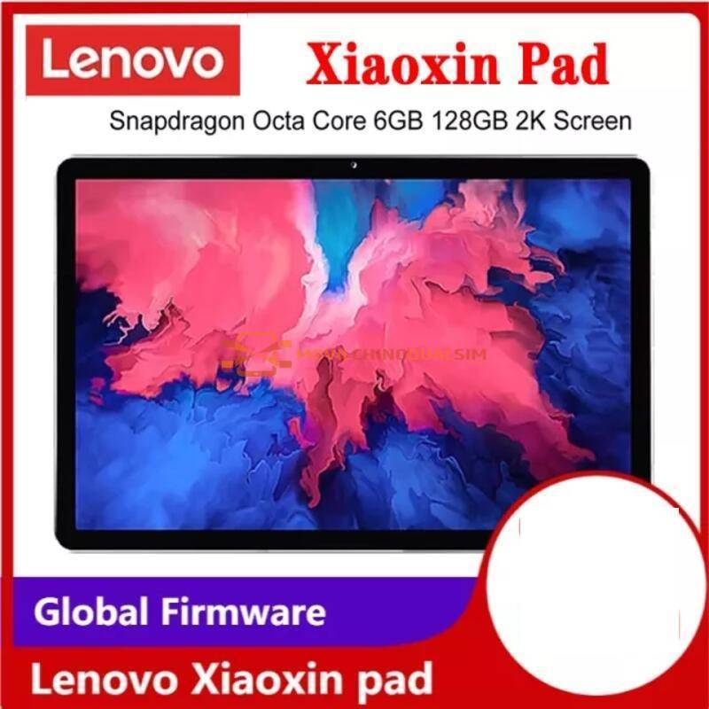 "Tablet China Lenovo Yi Pad pantalla 11"" 2K LCD Snapdragon Octa Core 4GB/6GB RAM 64GB/128GB ROM Android 10"