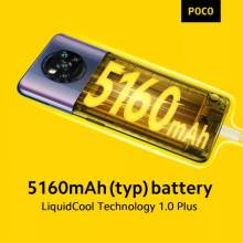 Movil chino POCO X3 Pro versión Global Snapdragon 860 120Hz DotDisplay bateria 5160mAh 33W NFC Quad